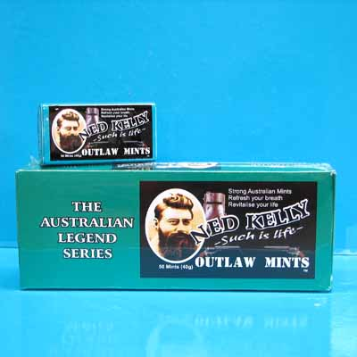 Legend Mints - OUTLAW (Ned Kelly)
