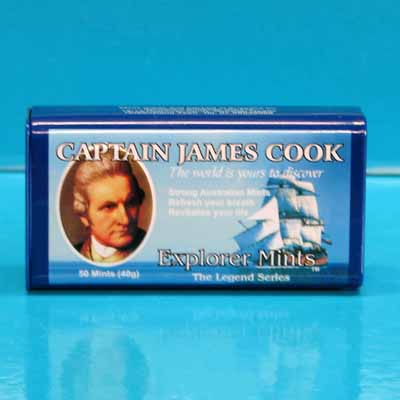 Legend Mints - EXPLORER (Capt Cook)