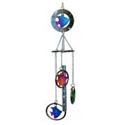 Wind Chime Jumping Fish