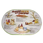 Beer & Damper Placemat