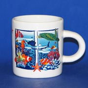 Mini Mug - Tropical Reef