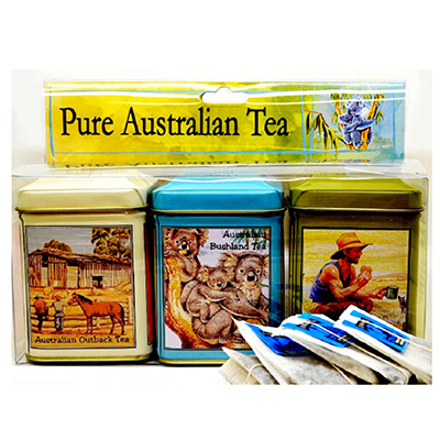 Aust Tea Triple Pack, 45 Tea Bags