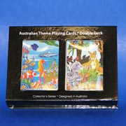 Playing Cards Double Pack (Sealife & Wildlife)