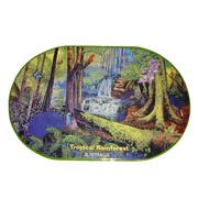 Tropical Rainforest Placemat
