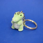 Keyring Flock Crocodile