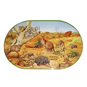 Wildlife Australia Placemat