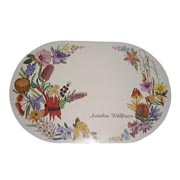 Wildflowers Australia Placemat