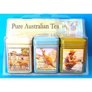 Aust Tea Triple Pack, 90g Loose Tea