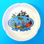 Ashtray Tropical Reef