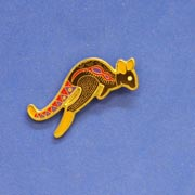 Pin Kangaroo Dot
