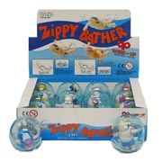 Wind up Zippy Bather - Girl & Boy
