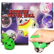 Rat Squeeze Ball - assorted colours