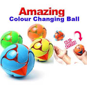 Colour Changing Ball with Light
