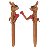 Boxing Kangaroo Pen