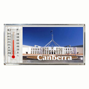 3D Thermometer Magnet Canberra