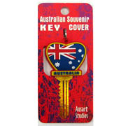 KEY COVER FLAG
