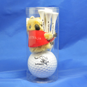 Golf Ball & Tees Gift Set