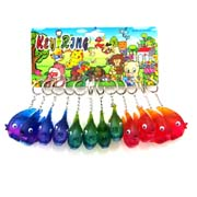Rainbow Series - Fish Light Keyring