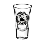 NED KELLY SHOT GLASS