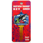 KEY COVER SHARK