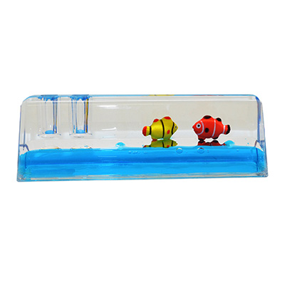 Bar Penholder with Fish Floaters