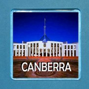 Acrylic Magnet Canberra