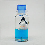 Bottle Magnet Penguin