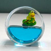 Magnet Round Frog