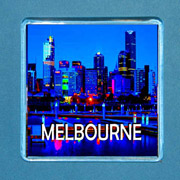 Acrylic Magnet Melbourne