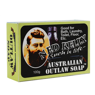 Ned Kelly/Outlaw Soap